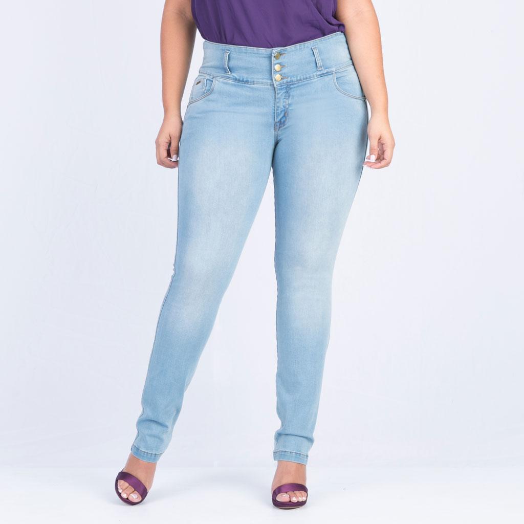 58f18f610d Jean big size para mujer claro Farichi Studio tiene una característica
