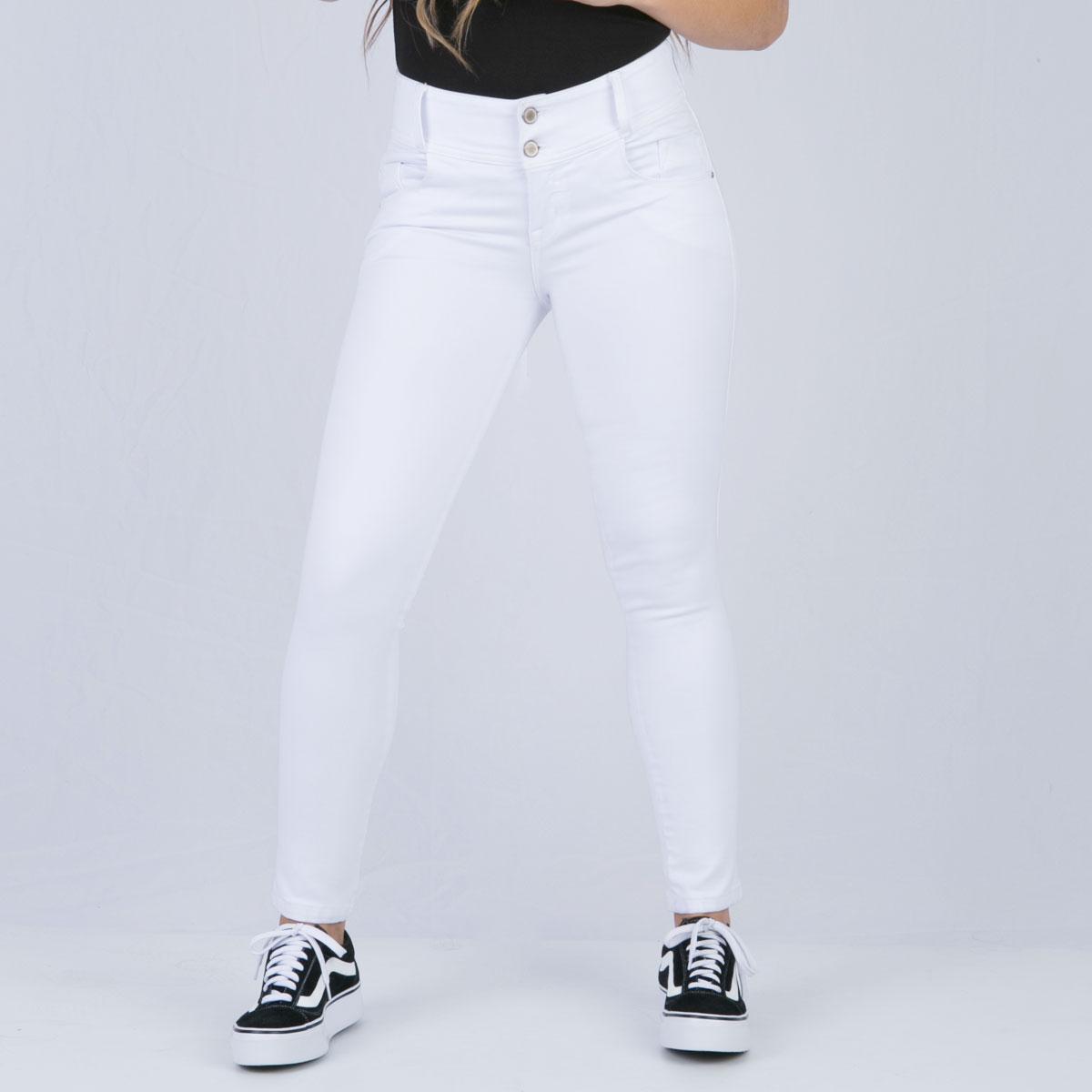 d6a7138fff Pantalón blanco para mujer Farichi Studio